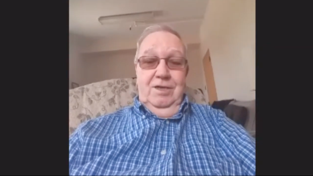 Watch the Interview with 40th Jubilarian Fr. Edward Sutton (Newfoundland)