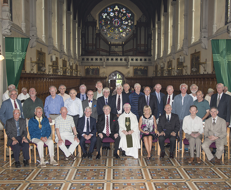All Hallows Association: Jubilee 2016